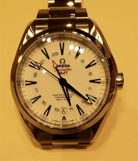 Omega Seamaster GMT Good Planet   Time Transformed