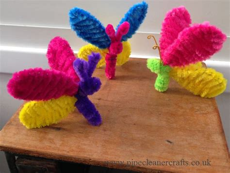 pipe cleaner crafts for the 80 best images about crafting with pompoms and pipe