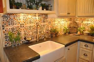 Stone Kitchen Backsplash by Polanco 2 Kitchen Backsplash Tabarka Studio
