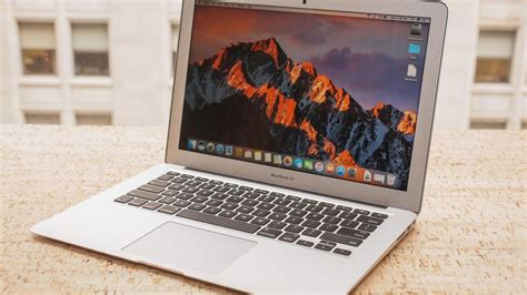 amac book air macbook air 2017 review an friend shows its age cnet