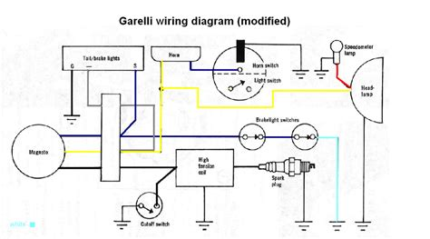scooter cdi wiring diagram scooter free engine image for