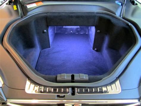 tesla microwave trunk frunk lighting kit for tesla model s review