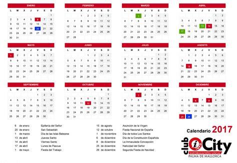 calendario curso 2016 2017 baleares calendario laboral de palma de mallorca en 2016 calendario