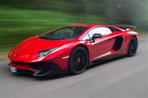Lamborghini Uk Price Lamborghini Aventador Superveloce Review 2017 Autocar