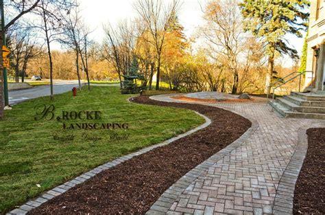 Landscape Edging Winnipeg Lawn Edging Archives B Rocke Landscaping