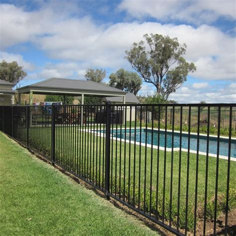 Picket Fences by Pool N Play 174 Pool Fencing Bluedog Fences