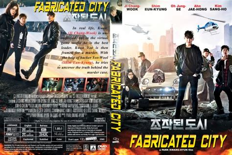 Fabricated City fabricated city dvd covers labels by covercity