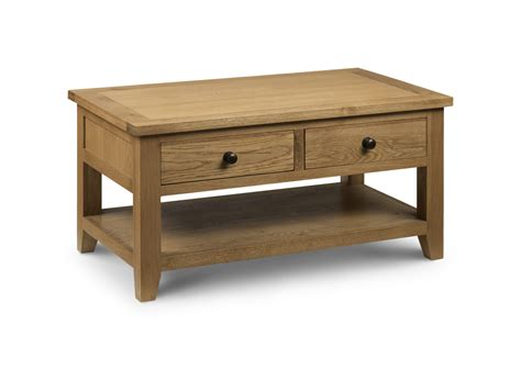 coffee table with drawers padstow coffee table with two drawers birtchnells furniture
