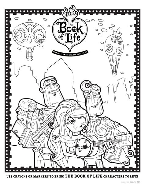 For Pages free book of coloring pages and activity sheets