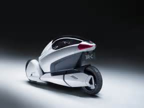 Future Honda Electric Vehicles Honda 3r C Concept Electric Personal Mobility Vehicle