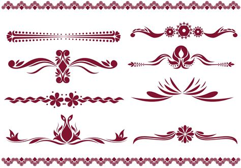 Outdoor Christmas Ornaments by Free Vector Fancy Line Vectors 6901 My Graphic Hunt
