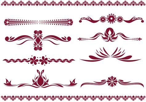 line pattern vector illustrator fancy line vectors download free vector art stock