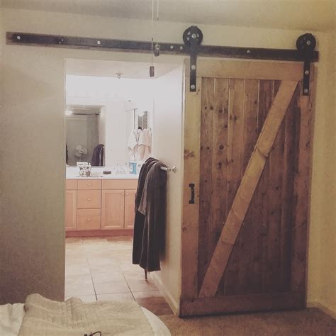 Tongue And Groove Shiplap Homemade Barn Door Youtube