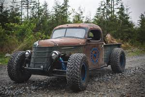 Have a hot rod rat rod trophy truck and road worthy toy all in one