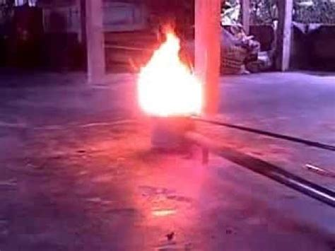 kompor oli bekas waste burner