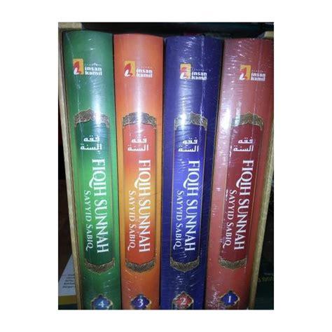 Fiqih Sunah 1 3 Jilid buku fiqih sunnah sayyid sabiq 4 jilid lengkap