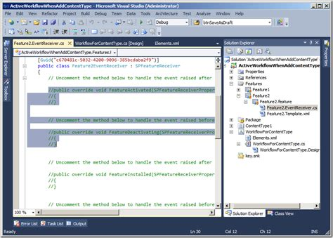 microsoft sharepoint workflow rx sharepoint associate workflow to content type in a