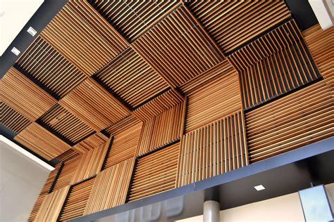 Suspended Wood Ceiling Laudescher I Suspended Ceiling Manufacturer Suspended