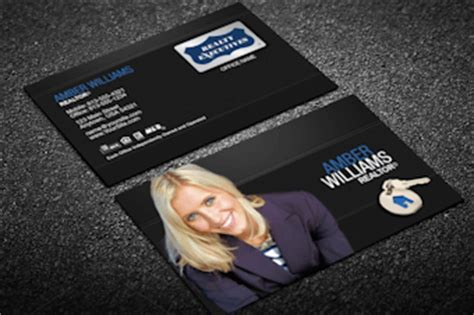 Realty Executives Business Cards Templates by Realty Executives Business Card Templates Designed For