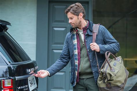 barbour x land rover for autumn winter 2014 barbour