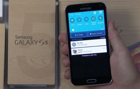 android s5 android l is already running on samsung galaxy s5 hacking news
