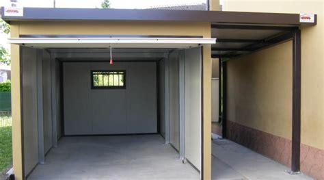 prezzo box auto box auto prefabbricato coibentato per ricovero mezzi