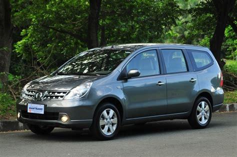 Lu Mobil Grand Livina Nissan Grand Livina Xv 2008 Mobil Keluarga Yang Lengkap
