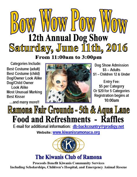 adoption events san diego ramona adoption event annual bow wow pow wow second