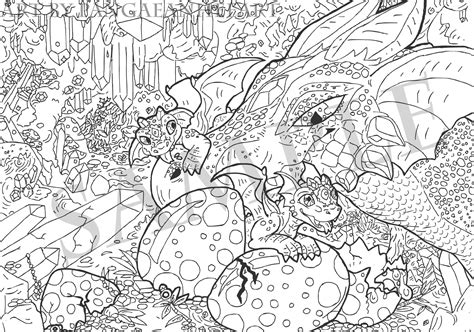 dragon heart coloring page citrine legacy lineart by on deviantart dragon heart