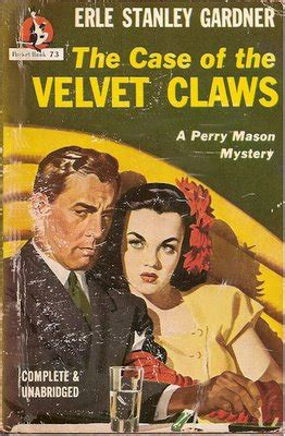 stanley will probably be books edges the of the velvet claws erle stanley gardner