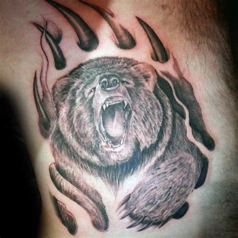 bear paw tattoo meaning claw image collections cv letter and