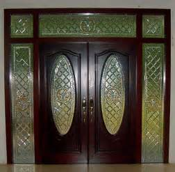exterior wood doors with glass panels wood exterior doors with glass marceladick com