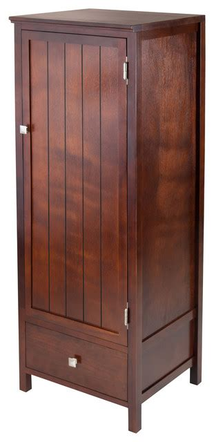winsome wood jelly cupboard with door and