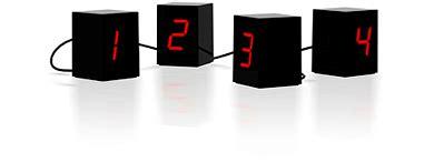 Chronarte Canna Water Clock by Feature Geeky Tech Clocks Techeblog