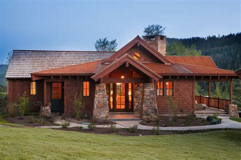 Small Homes Jackson Wyoming Martin Creek Cabin Showcase Of Homes