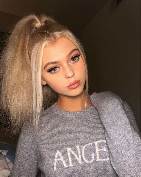 Loren Hairstyles by Loren Gray Social Media 01 16 2018