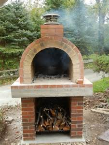 build a brick oven backyard 17 best ideas about wood burning oven on small