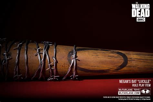 negan s bat mcfarlane toys the walking dead negan s bat lucille