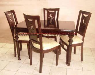 Meja Makan Kayu Casanova meja makan kayu minimalis harga murah