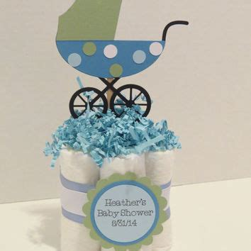 Shop Baby Carriage Cakes For A Baby Shower On Wanelo Baby Carriage Centerpieces For Baby Shower
