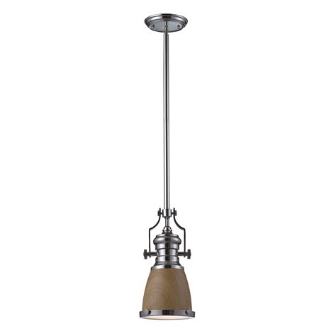 elk lighting 66732 1 chadwick transitional pendant light