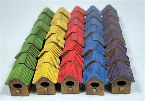 wingspan board game  birdhouse upgrade action markers