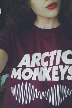 T Shirt Kaos Arctic Monkeys I Just Wanna Be Yours Lyric band shirt on nirvana band tees and band