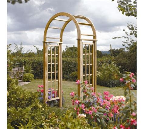 Garden Arch Clearance Buy Rowlinsons Top Arch At Argos Co Uk Your