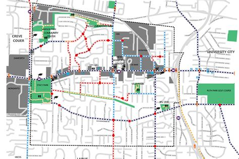 zoning map city of olive olivette mo official website