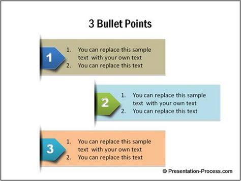 powerpoint tutorial bullet points powerpoint effect to create sticky note