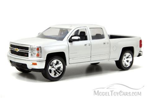 chevrolet truck toys chevy silverado truck white toys just