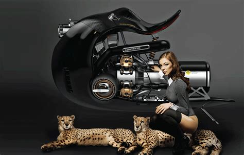 Gw 156 I flying motorcycle of the future www pixshark images galleries with a bite