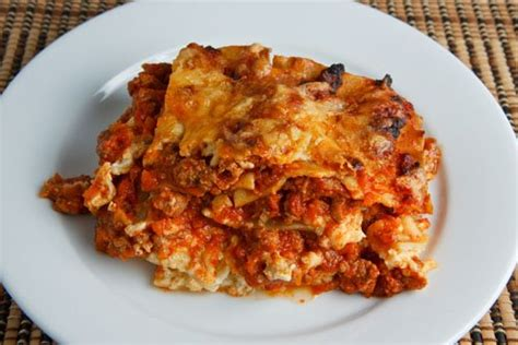 Lasagna Recipe Without Cottage Cheese by Lasagna Corrigan S Cookday
