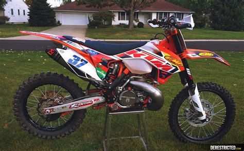 Ktm 250 Xcw Ktm 250 Xc 250 Xcw From George Maceachern Derestricted